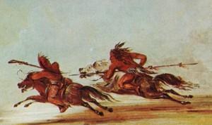 Comanche-Osage fight