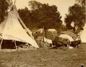 Ponca camp